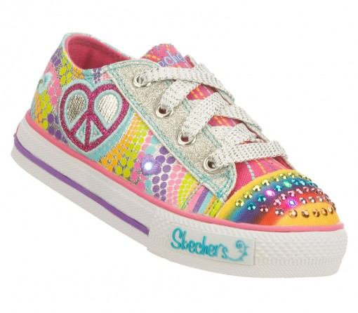 Sketchers Twinkle Toes Shoes