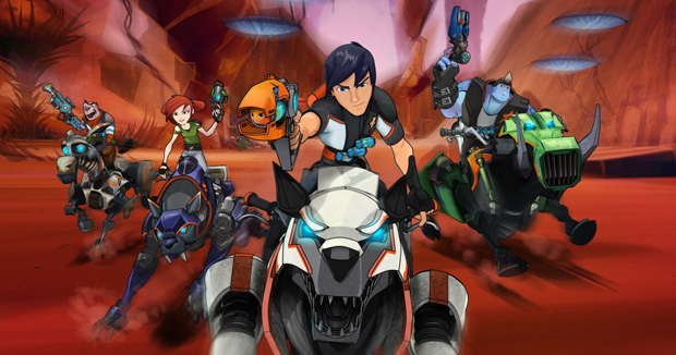 Slugterra: Ghoul from Beyond