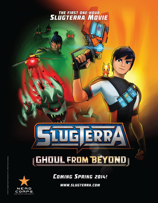 Slugterra: Ghoul from Beyond