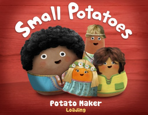 The Small Potatoes Potato Maker app