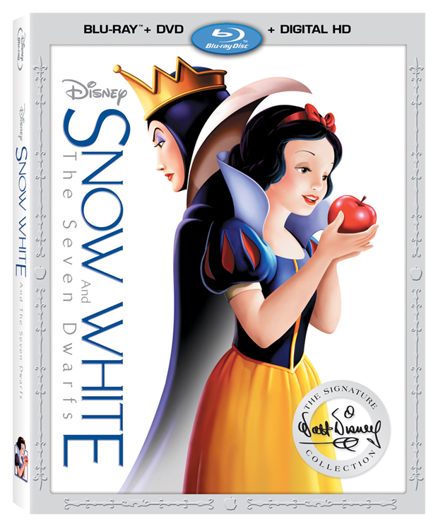 Snow White and the Seven Dwarfs Signature Collection Blu-ray