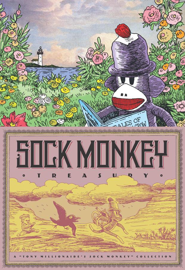 Sock Monkey Treasury