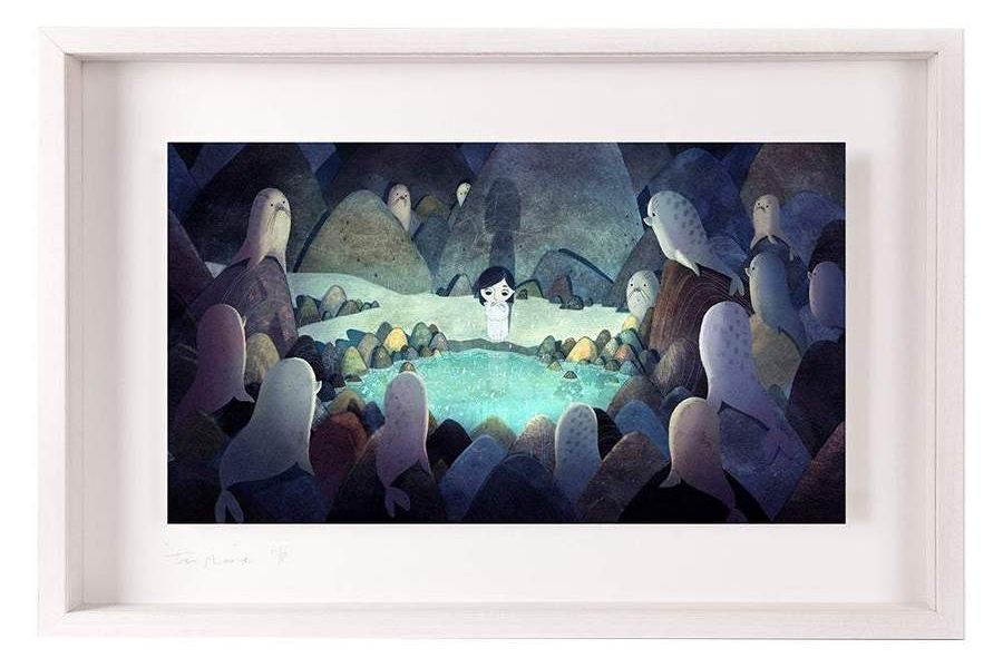 """Song of the Sea - """"Seal Cave"""""""