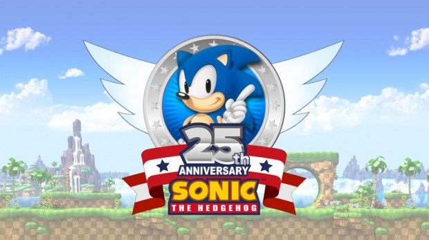 Sonic the Hedgehog's 25th Anniversary