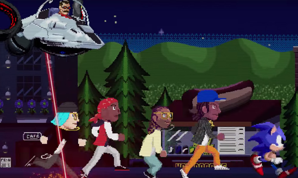 """Wiz Khalifa, Ty Dolla $ign, Lil Yachty and Sueco the Child - """"Speed Me Up"""""""