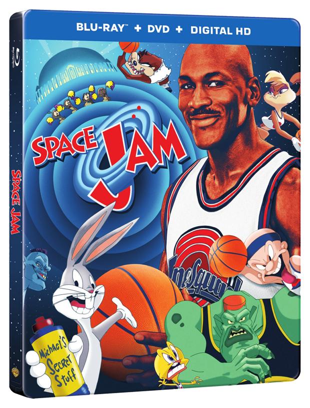Space Jam 20th Anniversary Blu-ray