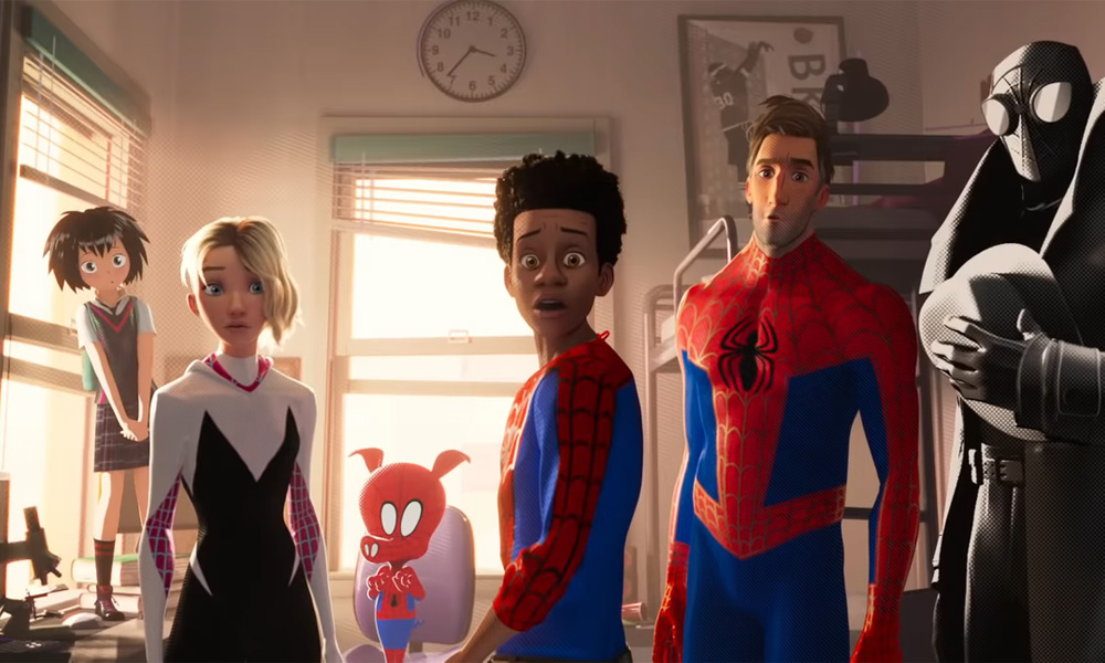 'Spider-Man: Into the Spider-Verse' Takes 2019 Producers ...