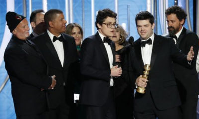Spider-Man: Into the Spider-Verse Wins Best Animated Motion Picture at the 2019 Golden Globes