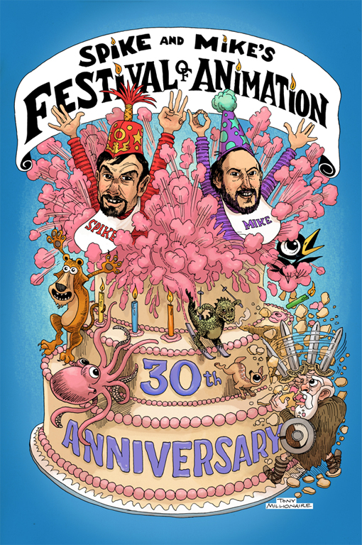 Spike and Mike's Festival of Animation 30th Anniversary Extravaganza