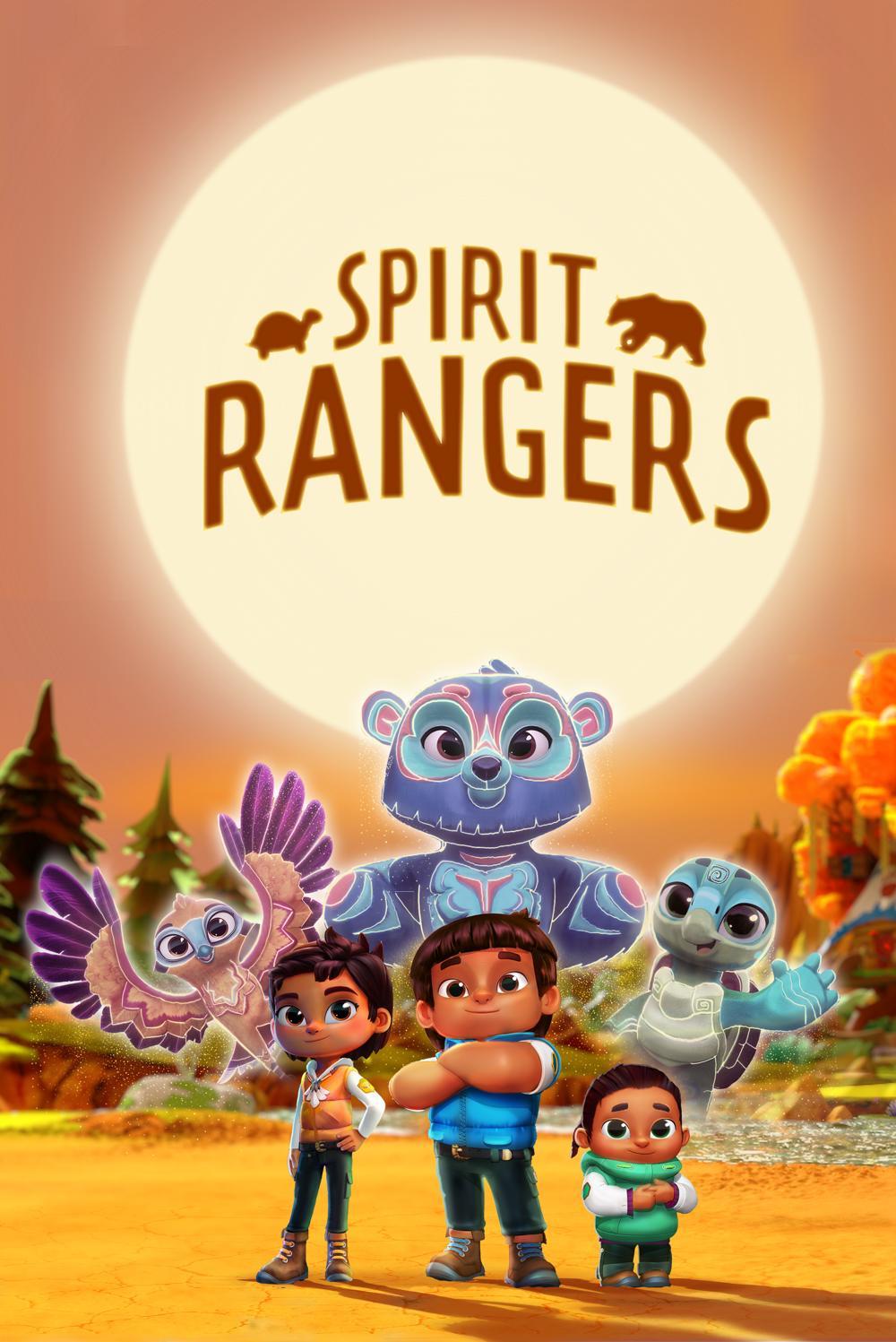 Spirit Rangers