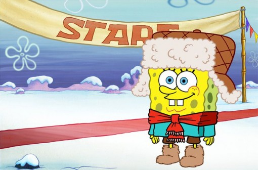 SpongeBob SquarePants: Frozen Face-Off