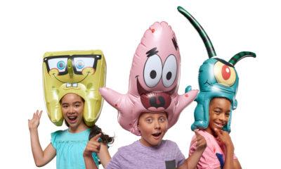 SpongeBob SquarePants SpongeHeads
