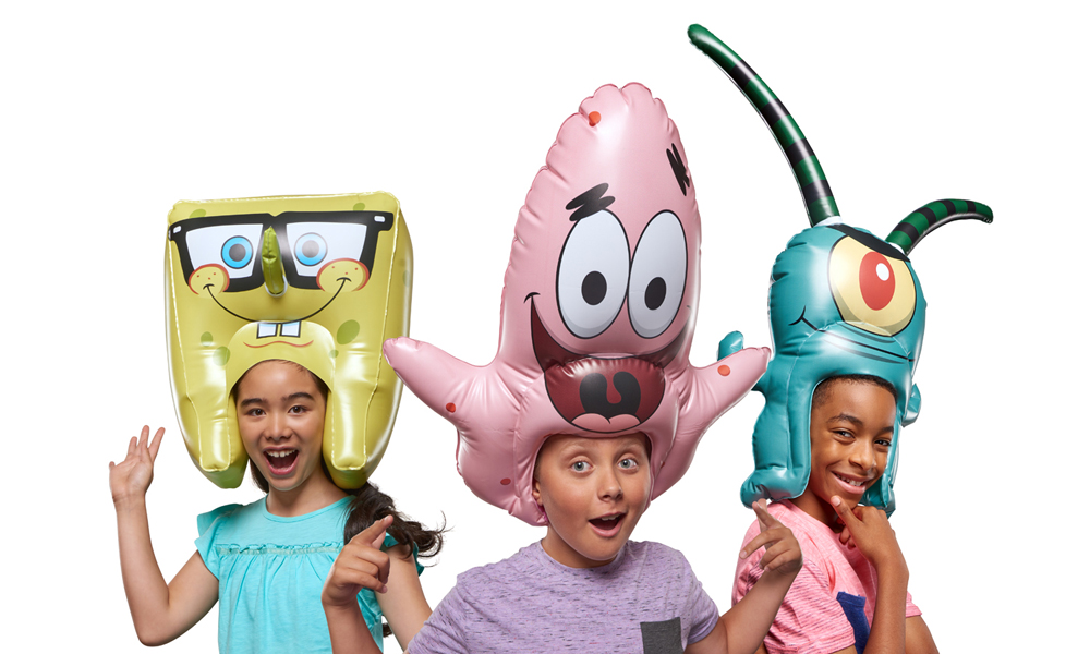 Nickelodeon Heats Up SDCC with Retail Exclusives | Animation Magazine