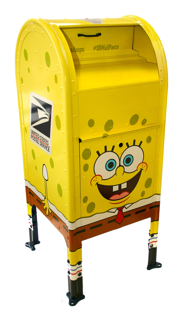 SpongeBob MailPants