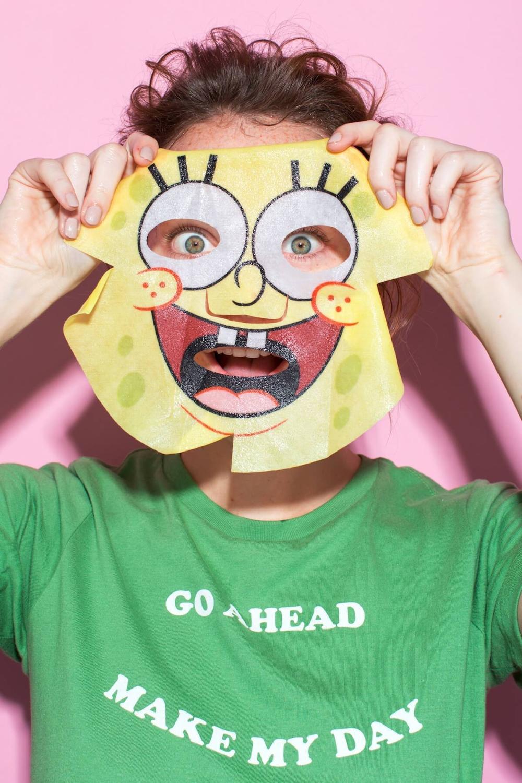 HipDot X SpongeBob Best Friends Mask