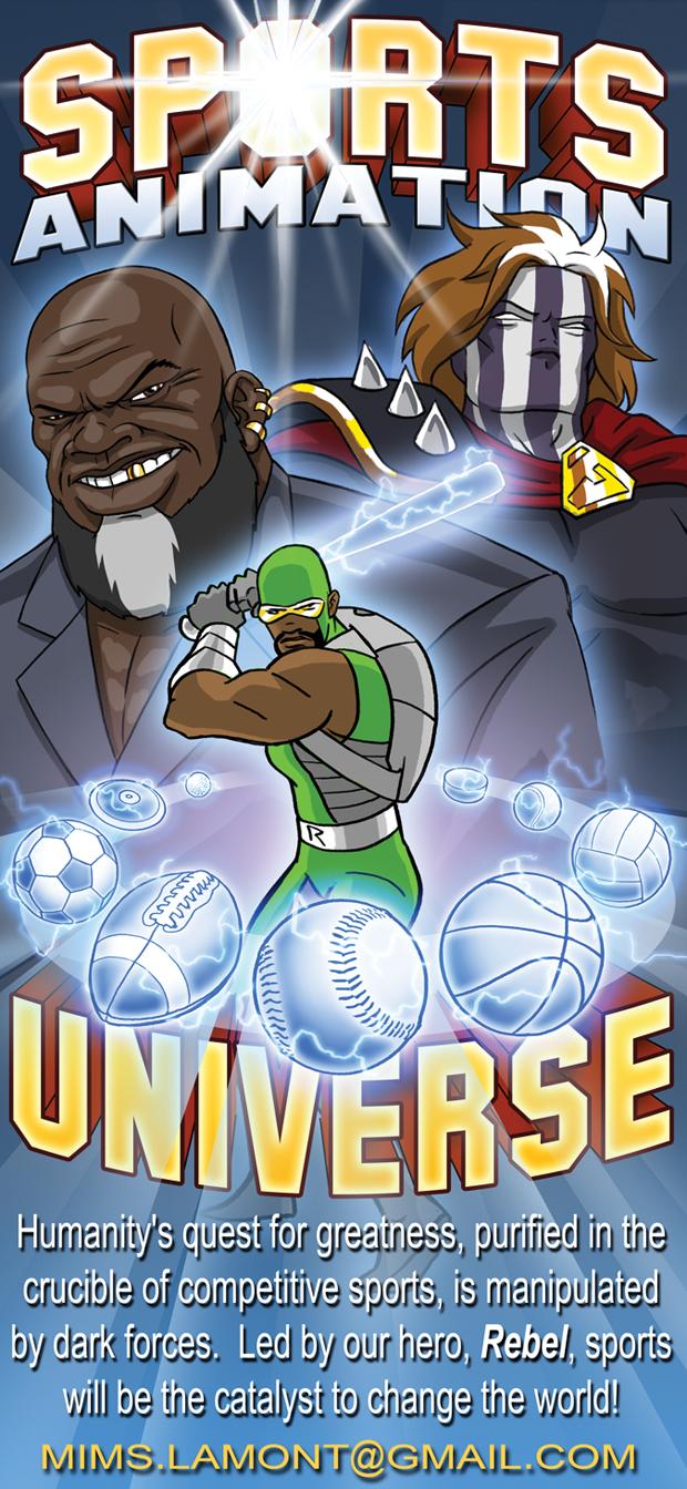 Sports Animation Universe