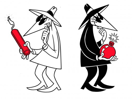 MAD's Spy vs. Spy