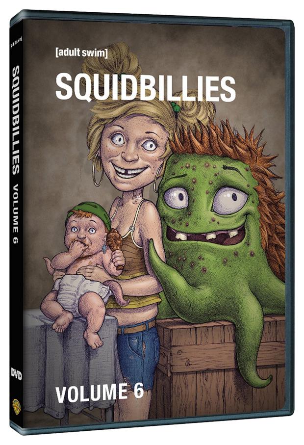 Squidbillies Volume 6