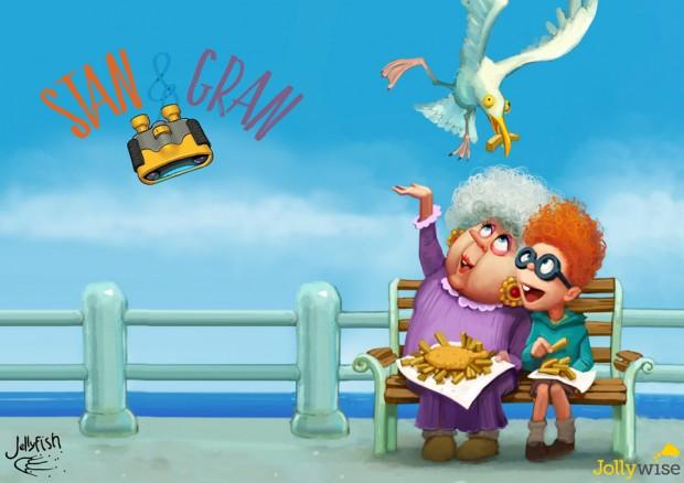 Stan & Gran