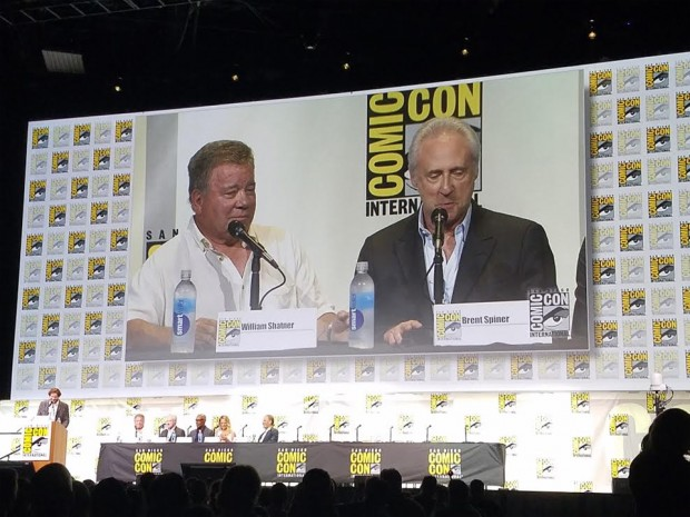 Star Trek TV Reboot Title and Teaser Unveiled at Comic-Con