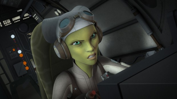Star Wars Rebels © Lucasfilm Ltd.