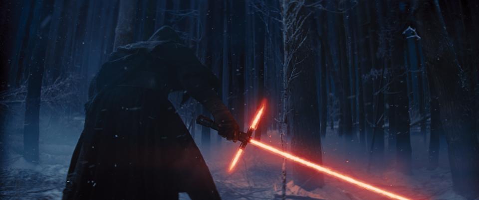 Star wars the force awakens' trailer arrives