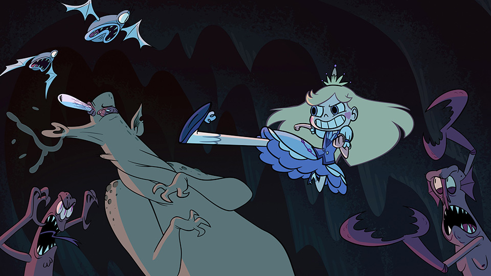 Image result for star vs the forces of evil