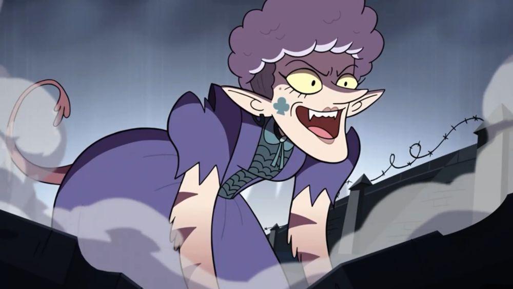 Star vs. The Forces of Evil - Miss Heinous (Disney TV)