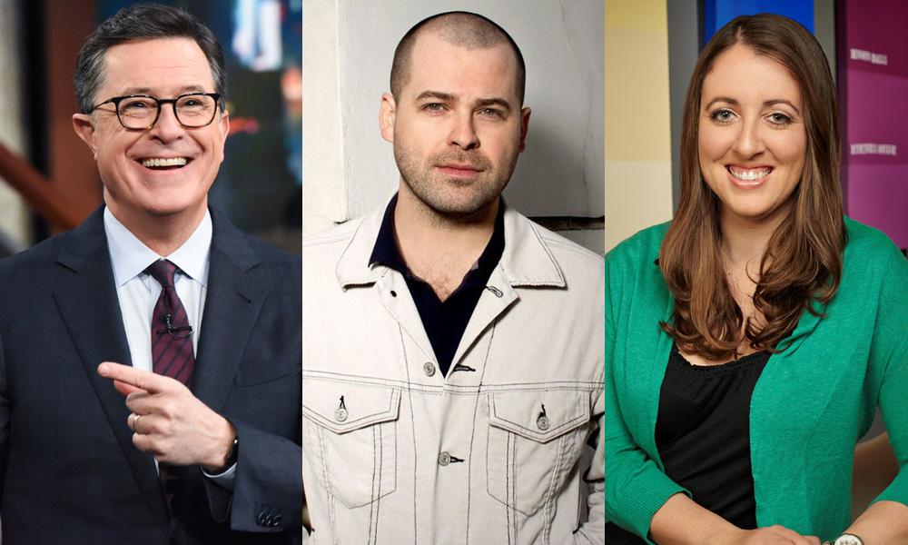 Stephen Colbert / Brad Neely / Katie Krentz