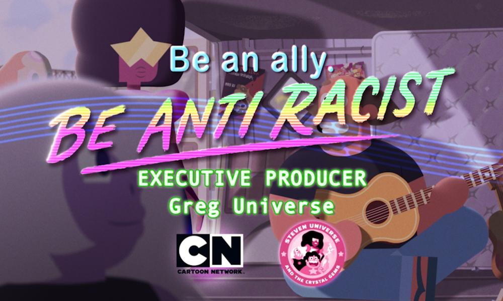 "Steven Universe ""Be An Ally"""