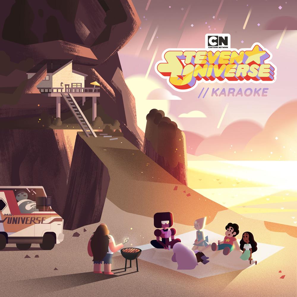 Steven Universe karaoke