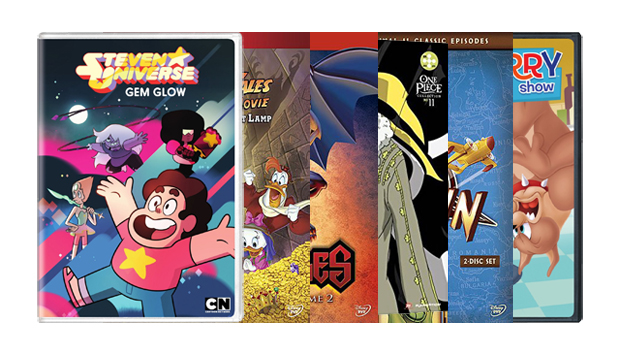 Steven Universe Is the Jewel of Week's DVDs