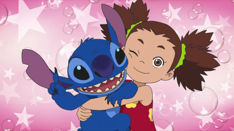 A Japanese Anime Reveals That Lilo And Stitch Do Not End Up Together