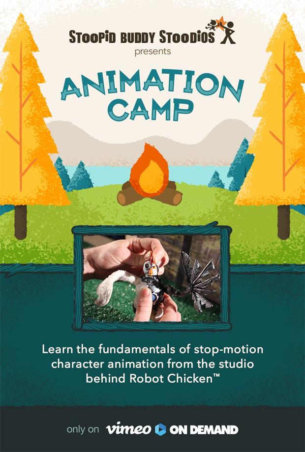Stoopid Buddy Stoodios Animation Camp