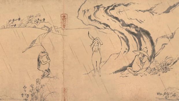 Studio Ghibli Film Adapts 12th Century Manga