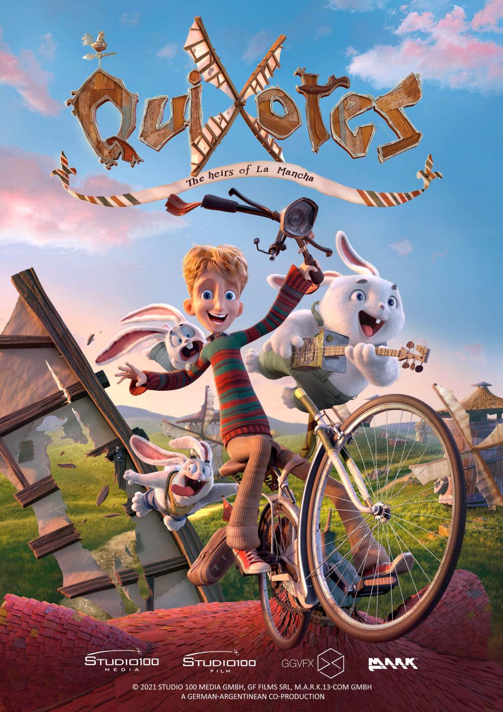 Quixotes – The Heirs of La Mancha