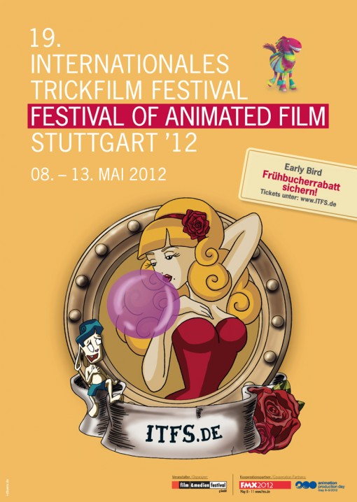 Stuttgart Festival of Animated Film 2012