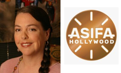Sue Shakespeare, Board President at ASIFA-Hollywood
