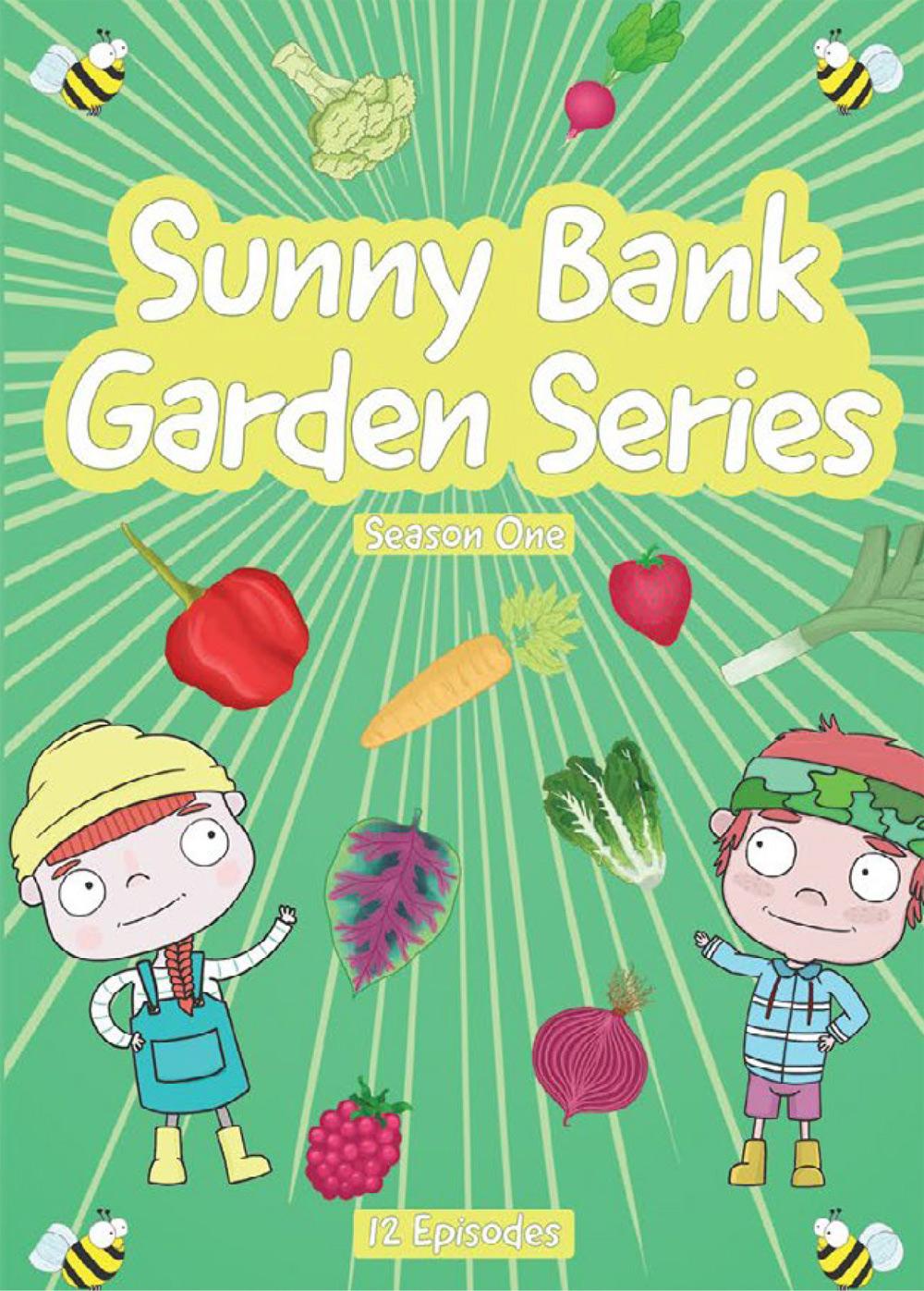 Sunny Bank Garden Series