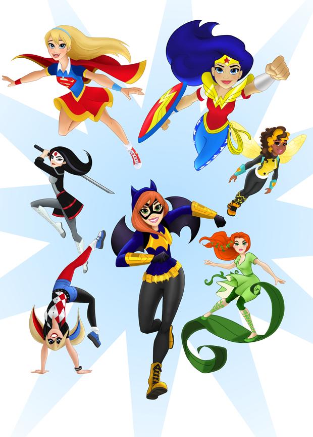 Super Hero High