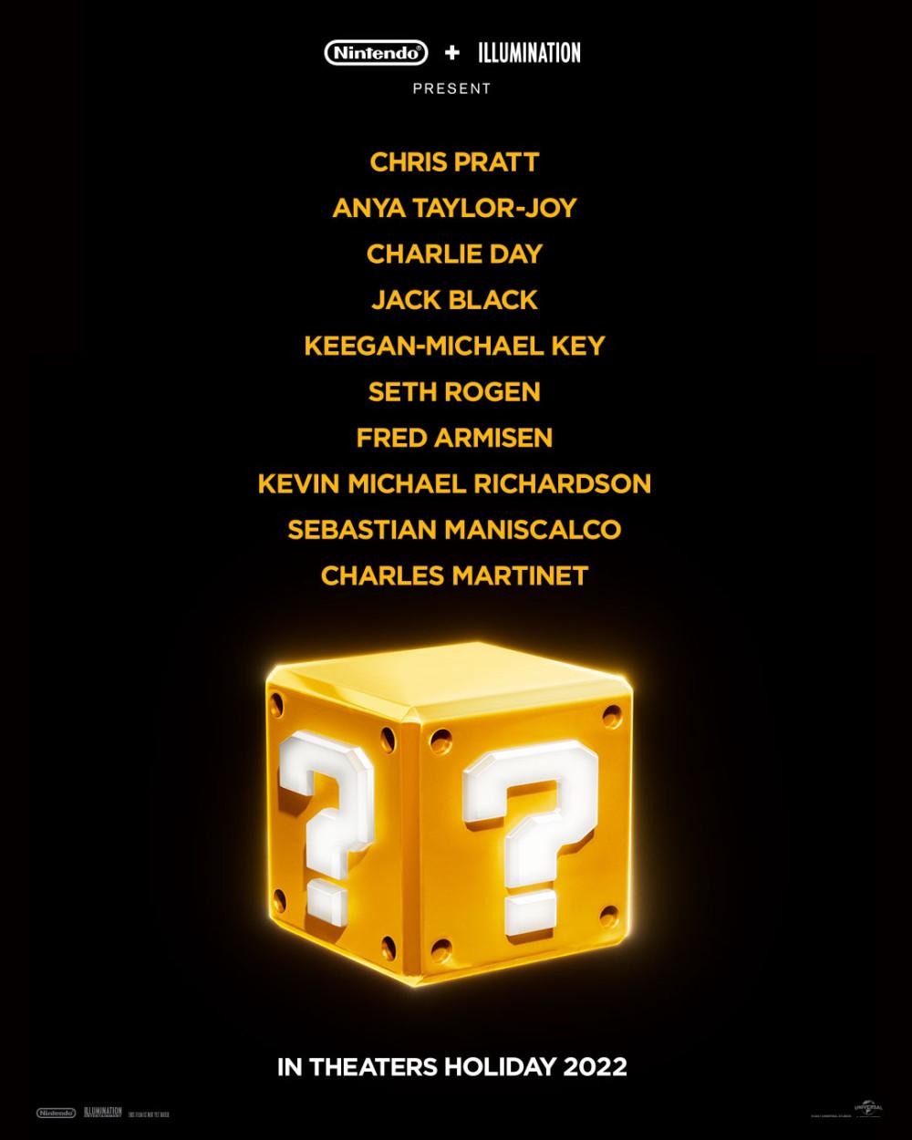 Super Mario Bros. Cast
