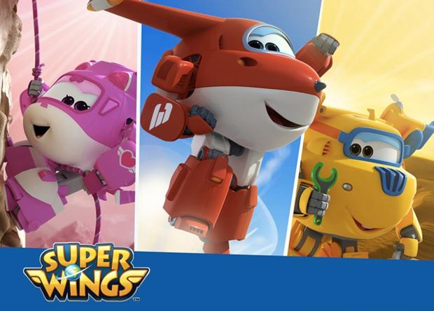 Super Wings!