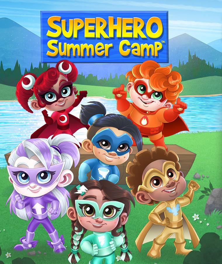 Superhero Summer Camp