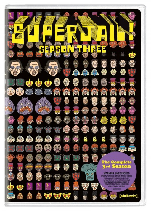 Superjail!: Season Three