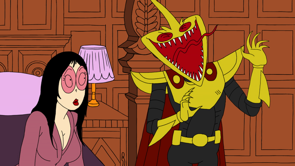 Christy Karacas Breaks Out Superjail Season 3