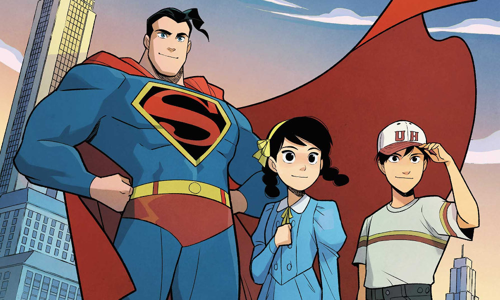 Superman Smashes the Klan (DC)