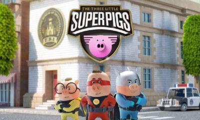 Superpigs
