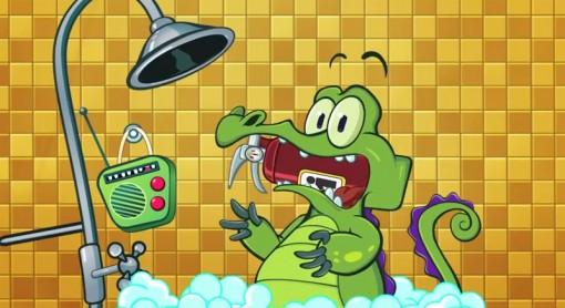 Swampy's Underground Adventures