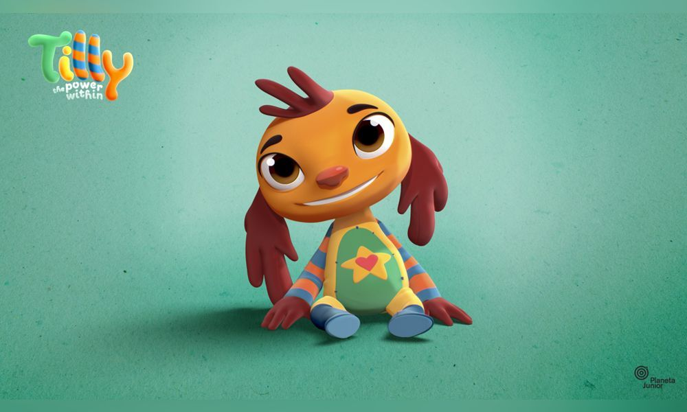 Tilly, The Power Within (Planeta Junior)
