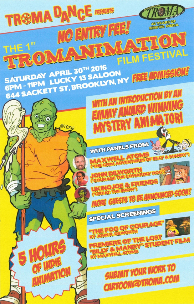 TROMAnimation Film Festival